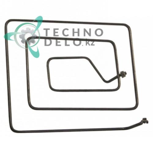 Тэн (1160Вт 440В) 295x250x95мм трубка d-6,25мм M5 0K4853 для профессиональной кухонной плиты Electrolux HLE129-100 и др.