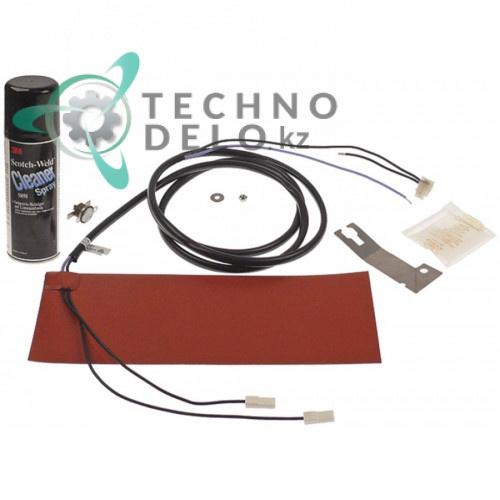 Пластина нагревательная 310x115мм 600Вт 230В 60003653 для Winterhalter GS202/GS215/GS302 и др.
