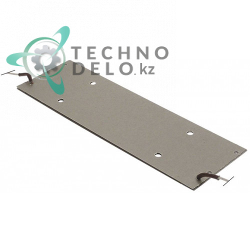 Нагреватель плоский 360x110мм 1600Вт 230В 12024702 для мармита Fagor ME6-05/CMF6-05/FTE6-05L и др.