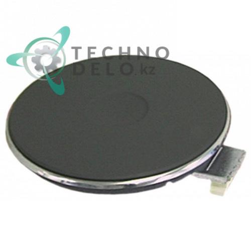 Конфорка электрическая EGO 13.14453.020 D-145мм 1000Вт 230В (нержавеющий ободок)