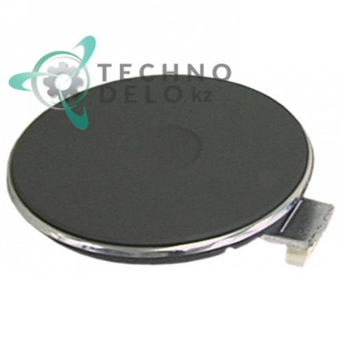 Конфорка электрическая EGO 13.18453.040 D-180мм 1500Вт 230В (нержавеющий ободок)