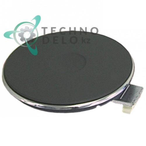 Конфорка электрическая EGO 13.14463.040 D-145мм 1500Вт 230В (нержавеющий ободок)