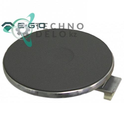 Конфорка электрическая EGO 12.18453.022 D-180мм 1500Вт 230В (нержавеющий ободок) для Lotus и др.