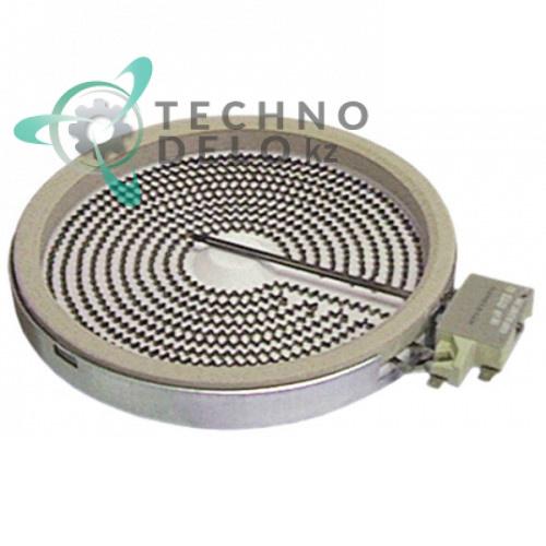 Конфорка EGO 10.54111.004 ø 165мм 1200Вт 230В / универсальная для электрических плит