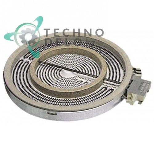 Конфорка EGO 10.51211.004 D-230мм 2200Вт 230В 0A5299 для плиты Electrolux, Lotus, Zanussi и др.