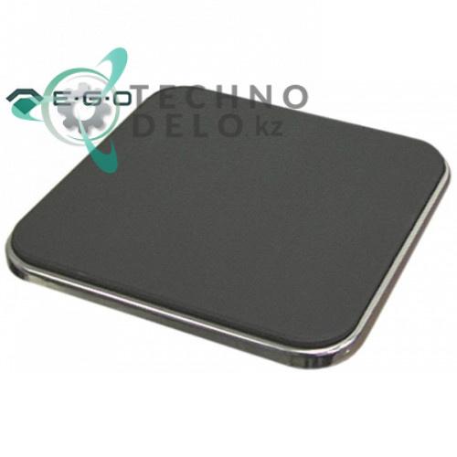 Конфорка электрическая EGO 11.33454.247 3000Вт 230В 300x300мм для Fagor, Giga, Electrolux и др.