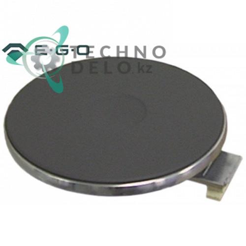 Конфорка электрическая EGO 12.30454.194 D-300мм 3500Вт 220В (нержавеющий ободок) для Bertos и др.