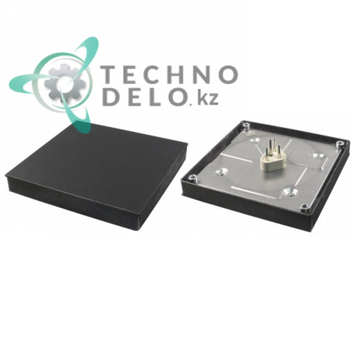Конфорка электрическая EGO 11.33310.002 11.33310.009 2500Вт 230В 300x300мм для плиты