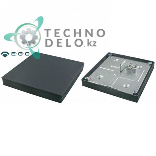 Конфорка электрическая EGO 11.33470.195 3000Вт 400В 300x300мм для плиты Blumauer, Capic, Electrolux и др.