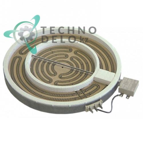Конфорка D-250мм 2400Вт 809127 плиты Emmepi EVC7