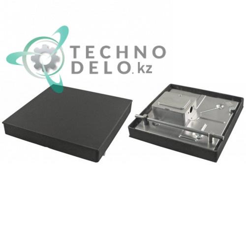 Конфорка электрическая EGO 11.33370.247 2500Вт 230В 300x300x43мм 0K9761 для плиты Kuppersbusch и др.