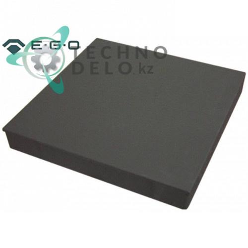 Конфорка электрическая EGO 11.33460.349 2500Вт 400В 300x300x43мм 0H6079 для плиты Electrolux, MKN и др.