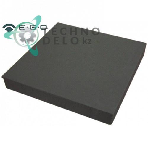 Конфорка электрическая EGO 11.33460.341 4000Вт 400В 300x300x43мм 181743 для плиты Kuppersbusch и др.