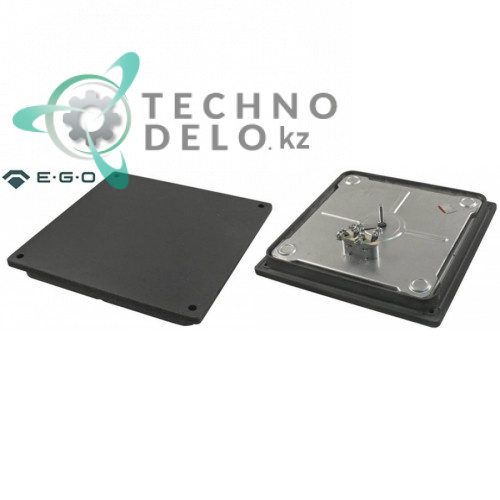 Конфорка электрическая EGO 11.33461.266 11.33461.267 4000Вт 400В 300x300мм (310x310x34мм) для плиты