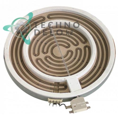 Конфорка EGO D-300мм 3400Вт 002557 CM189500 для плиты Zanussi HI/E400 и др.