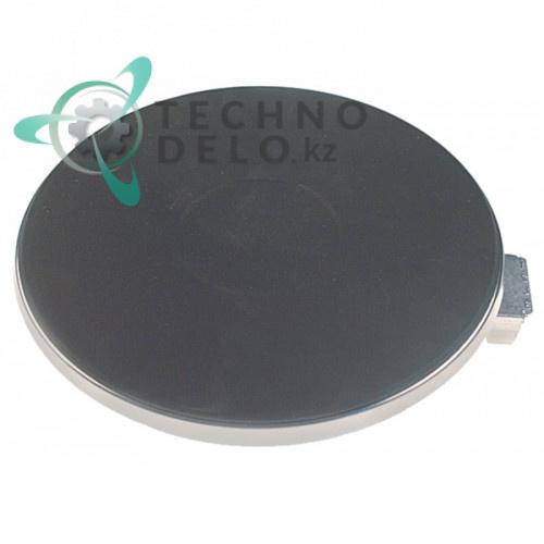 Конфорка электрическая EGO 12.22474.140 D-220мм 2000Вт 230В A04006 для Electrolux, Mareno, Roller Grill и др.
