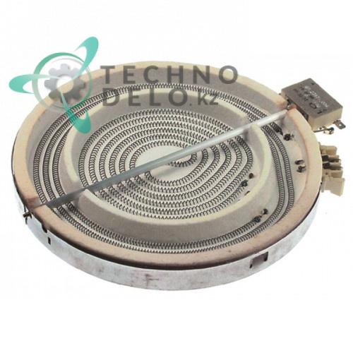 Конфорка EGO 10.81661.040 D-230мм 2100Вт 230В 059043 для плиты Electrolux MI/E350 и др.