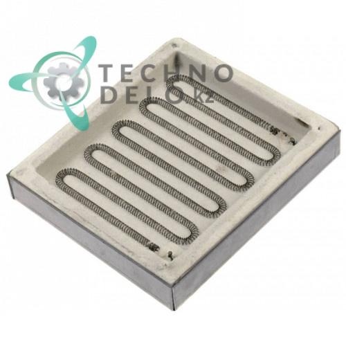 Нагреватель 750Вт 230В 151x133мм 24017550 для гриля Inoksan PDE300/PDE400