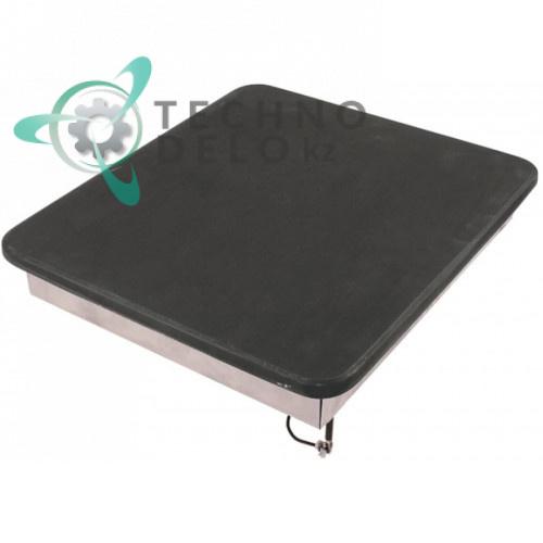Конфорка электрическая EGO 4000Вт 400В 350x400мм 0K4760 0G0308 0H9741 для Electrolux, Therma и др.