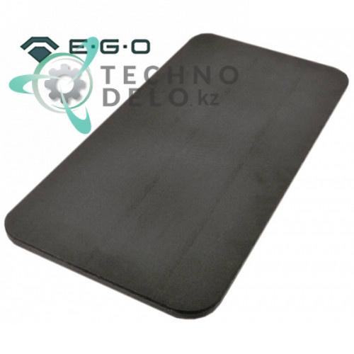 Конфорка электрическая EGO 11.52879.112 2x3000Вт 230В 560x285мм для Küppersbusch OEH210/OEH220 и др.