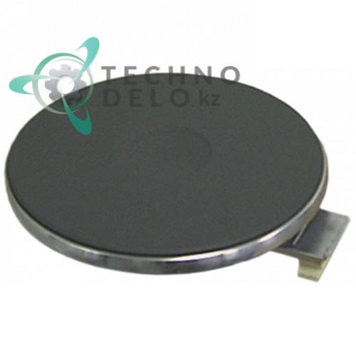 Конфорка электрическая EGO 12.22453.018 D-220мм 2000Вт 440В (нержавеющий ободок) для плиты