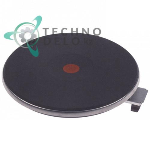 Конфорка электрическая EGO 12.22463.014 D-220 2600Вт 440В 003929 для плиты Electrolux JC/E1 и др.
