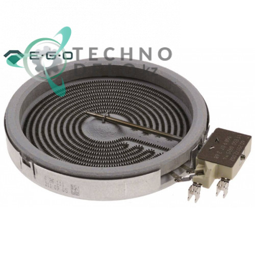 Конфорка EGO 1054116006 D-165мм 1200Вт 400В 481990810074 профессиональной плиты Whirlpool