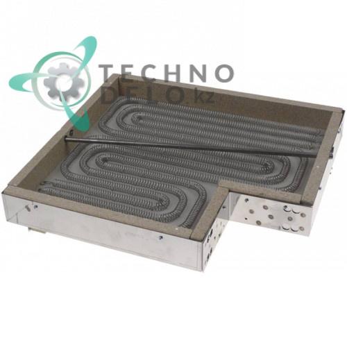 Нагреватель AD 100.1020 335x310мм 6000Вт 400В 270205010 для макароноварки Gico 500-755A и др.