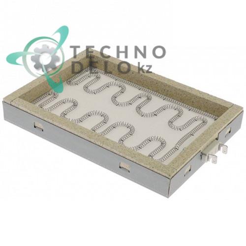 Конфорка нагреватель 500Вт 230В 250x180x33мм для Trinox