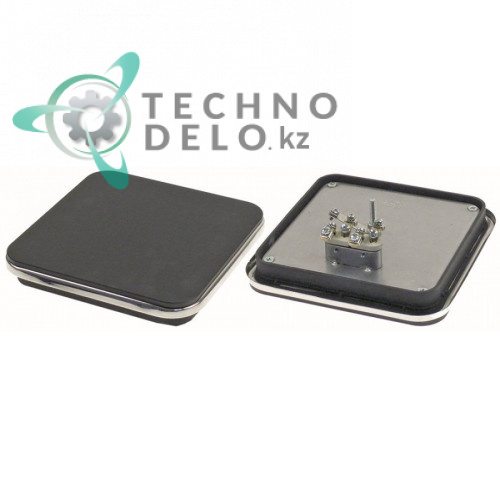 Конфорка электрическая EGO 2600Вт 440В 220x220мм для профессиональной плиты