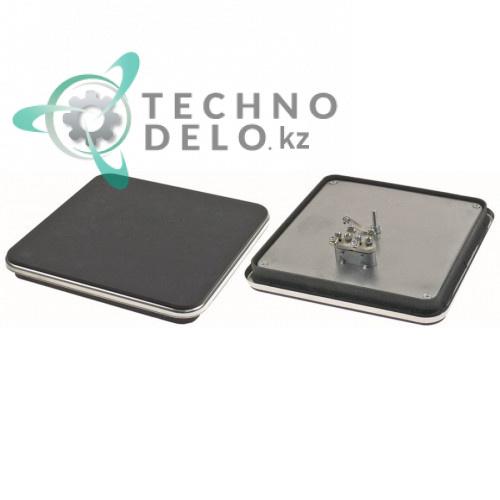 Конфорка электрическая EGO 3000Вт 440В 300x300мм для плиты