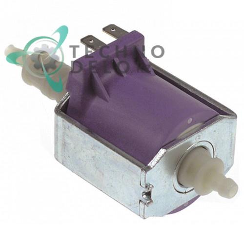 Насос вибрационный Eaton (Invensys) CP.06.722.0/ST 230В 32Вт вход/выход d-6мм 5018028 печи Convotherm и др.