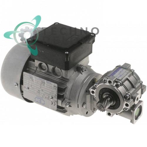 Мотор-редуктор CEG MM56A4-STD 90Вт 230В 6500 об/мин 534027P куриного гриля Cooking Systems, Eurast, Macfrin и др.