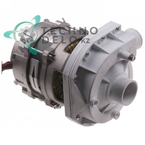 Насос LGB ZF350SX 230/400В 0,61кВт L-220мм ø45мм/ø40мм 4054 для Aristarco, Fiamma RST и др.