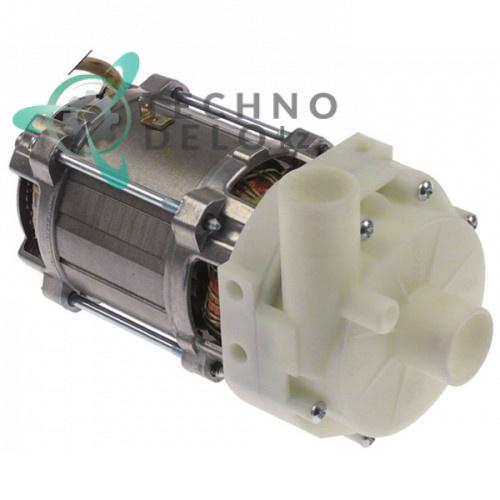Насос помпа HANNING UP60-414 (12024233) 250Вт/230В для посудомоечной машины Fagor, Dihr, Virtus и др.