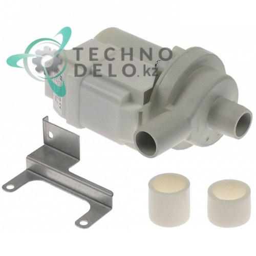 Насос Hanning DP040-023 (45Вт 220-240В ø24мм) 040000040 для льдогенератора Manitowoc и др.