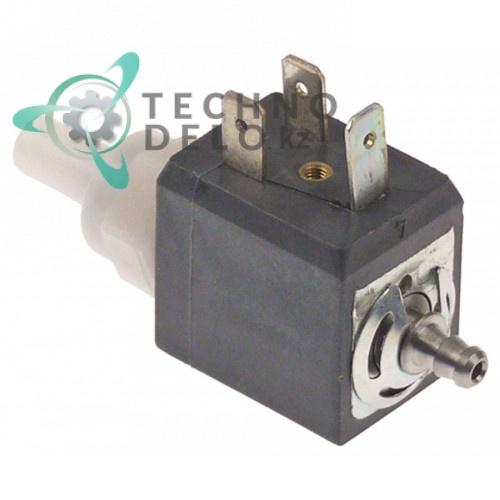 Насос вибрационный CEME ET200BR 230В 19Вт L-70мм диаметр вход 4мм выход 7мм 0L0267 для Electrolux WT4/LS5/LV5 и др.