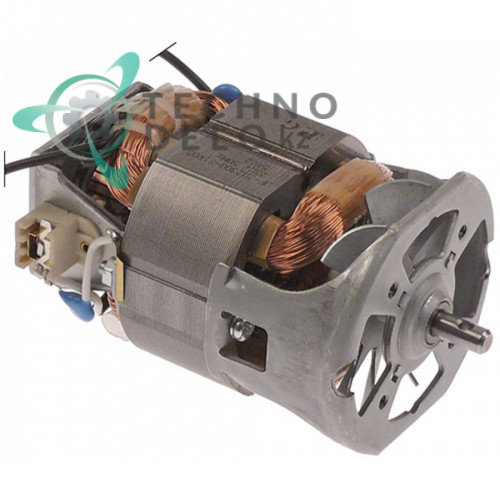 Мотор 230В вал ø 6мм для блендера Sammic TR250, TR/BM-250 (арт. 4039088)