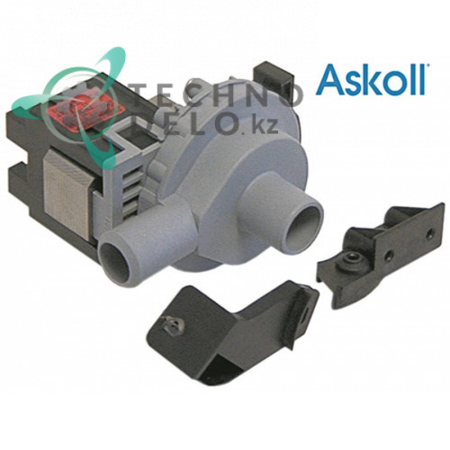 Насос сливной Askoll R113 ø24мм/ø22мм 230В 40Вт 461400 для Teikos, UniverBar