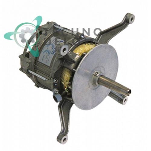 Мотор Hanning L7Aw4D-099 X3 (230/415В 0,25кВт) 3001.0400, 3001.0426 для печи Rational CD101, CM101 и др.