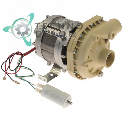 Помпа-насос ALBA PUMPS C5800/2013 750Вт 230В для оборудования Electrolux, Zanussi, Olis и др.