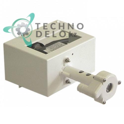Помпа в сборе REBO C23076 / мотор 23073 55Вт 230В для льдогенератора Brema, NTF, Electrolux и др.