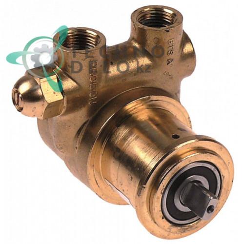 Головка насоса PROCON V3797 L-82мм 100 л/ч с байпасом для кофемашин