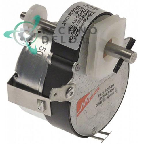 Мотор-редуктор MT6b-GB5FS 3,5Вт льдогенератора ITV, Kastel, Codigel и др.