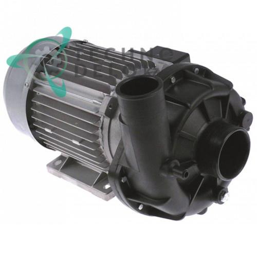 Насос ALBA PUMPS C500443 400В ø62/ø50мм для посудомоечной машины