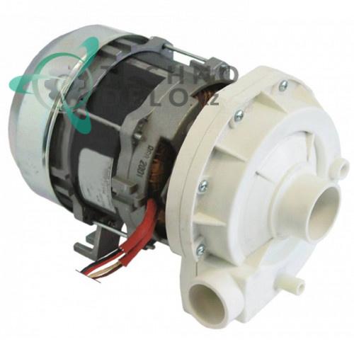 Насос помпа LGB ZF340VSX ø45/ø40мм 230В 100777 для посудомоечной машины Comenda LF350