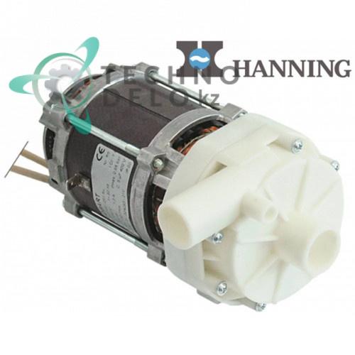 Насос Hanning UP60-184 (0,27 кВт / 230В) для посудомоечной машины Hobart и др.