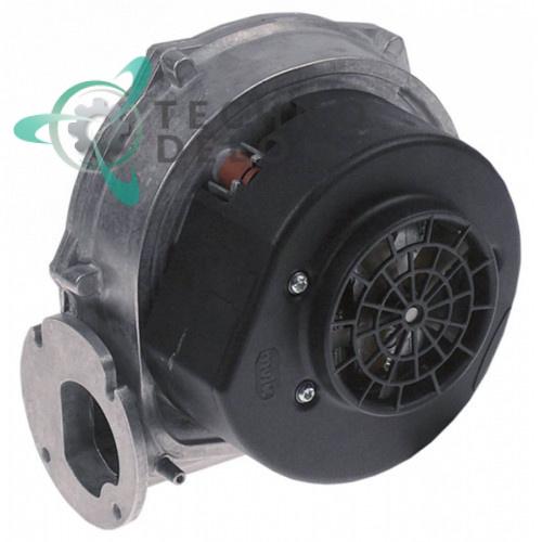 Радиальный вентилятор 847.500695 spare parts uni