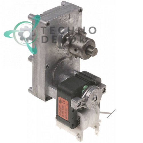 Мотор-редуктор SPG K225 230В 03KEMO0120 для гриля Chergui и др.