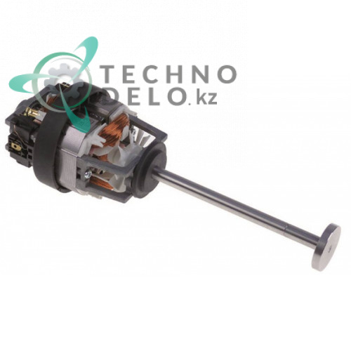 Мотор Ciaramella IB9865201 для миксера под напитки Sirman Sirio, Diamond F6D/B 230В 100Вт 50/60 Гц 14000 об/мин длина вала 143мм